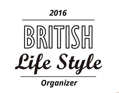 插畫/British Life Style