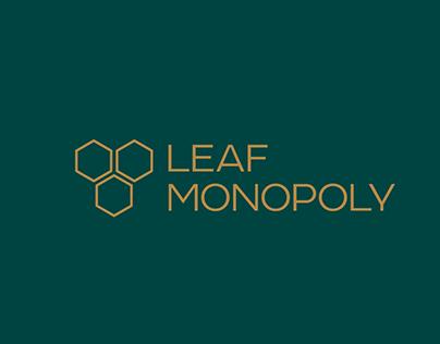LEAF MONOPOLY LOGO