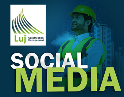 Social media post LUJ construction