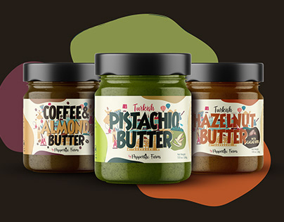 Peppertux Farms Package Design