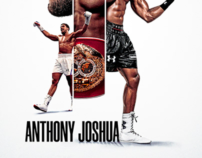ANTHONY JOSHUA | POSTER