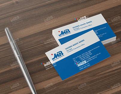 Đừng bỏ lỡ mẫu name card đẹp dành cho ngân hàng
