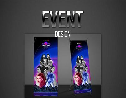 EVENT DESIGN - ZEROPEN COUNTDOWN