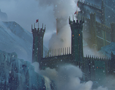 Ice Castle Project