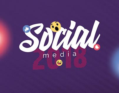 Social Media Works 2018 (Big Collection)