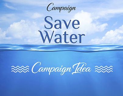 The Golden Tusk Campaign : Save Water