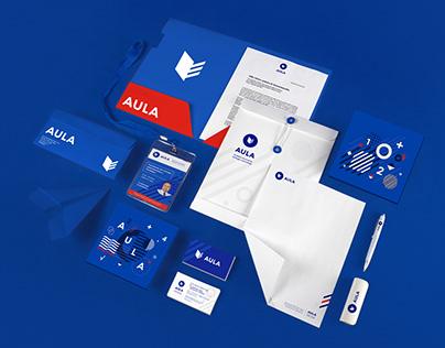 Diseño de Marca para AULA