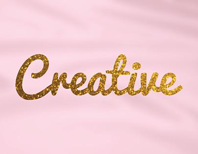 Typography - Creative