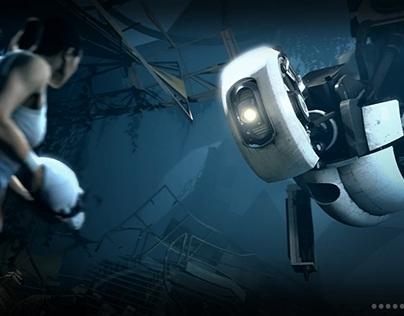 Portal 2 Custom Levels