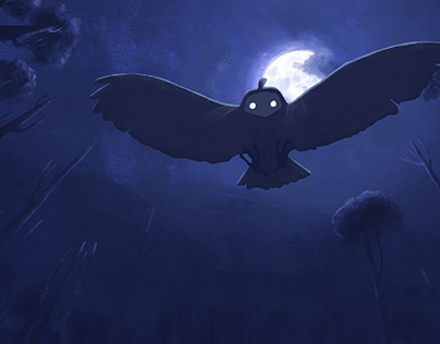 FOKORO (The Owl): Video game