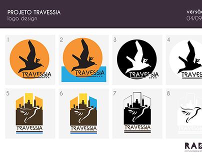 Logo- Projeto travessia