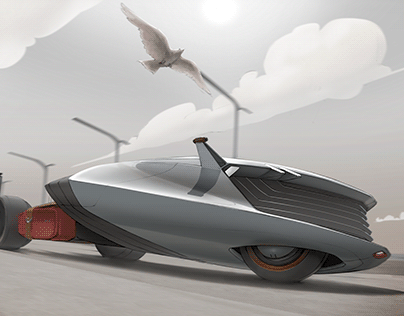 COLOMBE - Limo Vision 2040