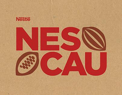 Nescau - Packaging Redesign