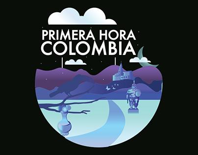 Primera Hora Colombia (Canal Uno)