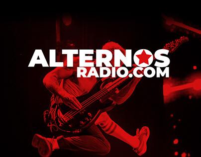 Logo Alternos Radio