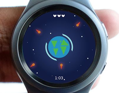 Earth Protector Gear S2 Game Concept