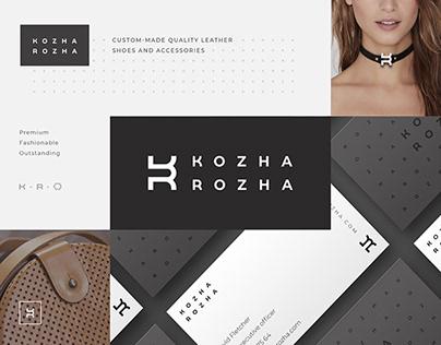 Brand Design: KOZHA ROZHA