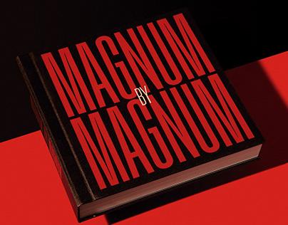 Magnum / Magnum by Magnum / Design