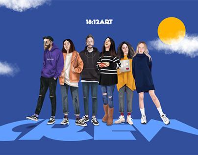 The Crew - 18:12 Art Des:gn O'clock