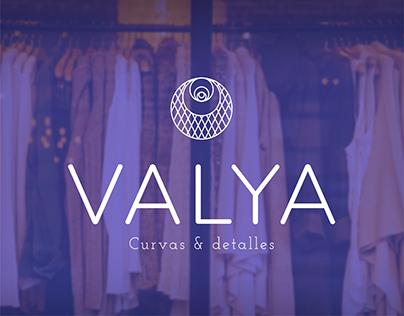 VALYA | BRAND IDENTITY