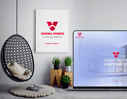 Varma Homes Website Project