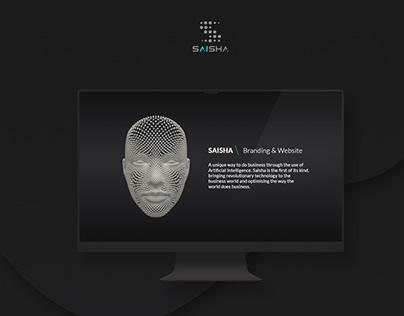 Saisha - Branding & Website