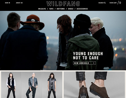WILDFANG | Home For Tomboys