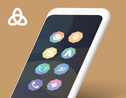 Rufus – Icon Pack for Android
