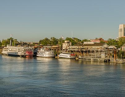 Sacramento on the River