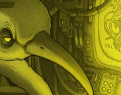 Cyber Stork