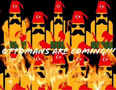 OTTOMANS ARE COMING