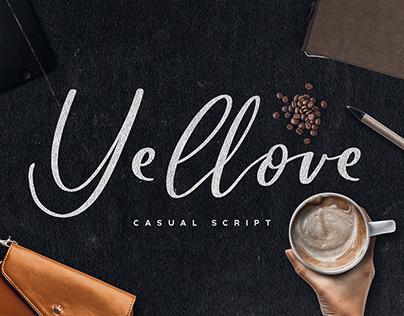 Yellove Duo - Fun Casual Handwriting Fonts