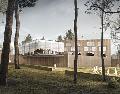Architecture concept of Lviv School