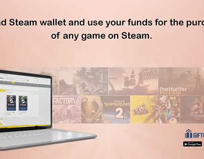 Steam Gift Cards are the Ultimate Choice for Anyone..