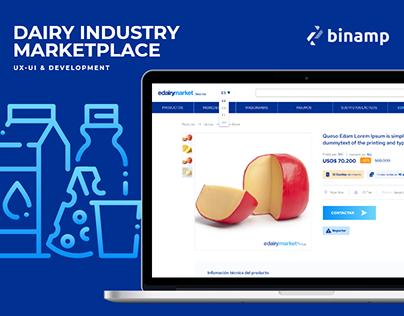 Marketplace | UI/UX Design & Development
