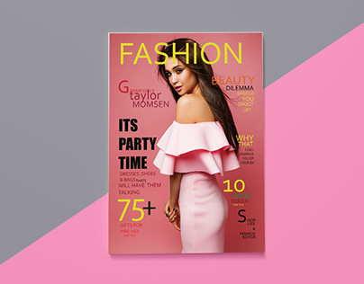Fashion Magazine Projects Photos Videos Logos Illustrations And Branding On Behance