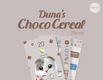 Duna's Choco Cereal Theme