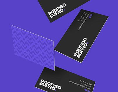 Identidade Visual - DJ Rodrigo Bueno