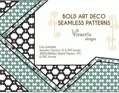 Bold Art Deco Patterns