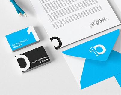 Decem Brand Identity