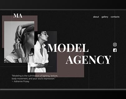 MA main page/ главная страница