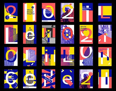 Word Design Capital - Lille 2020 (non retenu)