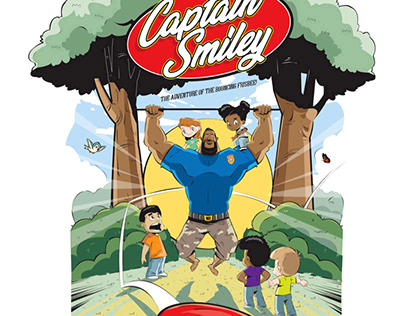 CHILDREN'S BOOK COVER - ILLUSTRATION