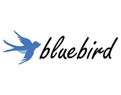 Logo - Bluebird