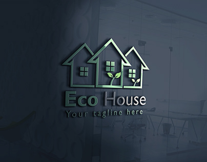 Green house, Eco logo