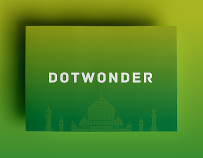 DOTWONDER | World Famous Wonders in Dot