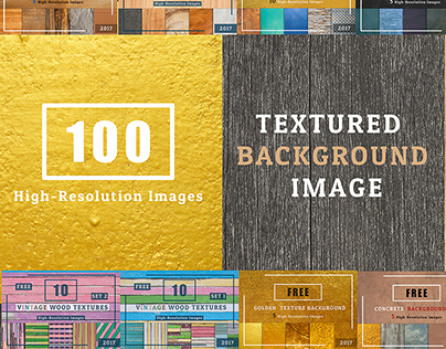 Freebie 100 Texture Backgrounds