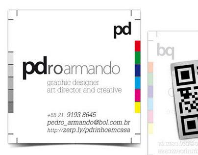 Personal Identy/Self Branding | pdroarmando