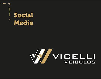 Social Media - Vicelli Veículos