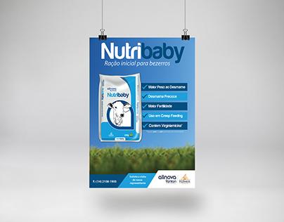 Cartaz - Nutribaby